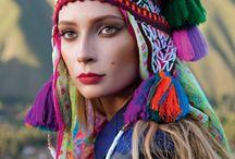 Perú moda étnica