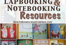 Lapbooking - Notebooking