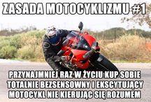 20 Zasad Motocyklisty