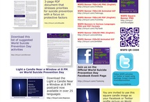 Resources - WSPD 2012 / Find resources and images relating to world Suicide Prevention Day / by IASP