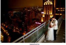 Chicago Downtown Fourth Presbyterian Church wedding