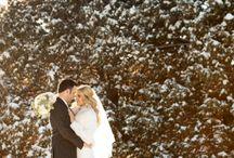 Winter Wedding / Winter photo shoot