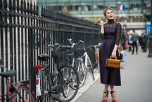 Fashion Week Street Style / by Lindsey Lou