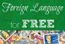 Homeschool: Foreign Languages / Homeschool foreign languages: ideas for homeschooling and teaching various languages.