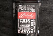 Beladro Coffee / The Legend from Gayo highland...