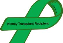 Health  / Thank you Esther for donating me a kidney 7/2/14.  You saved my life!