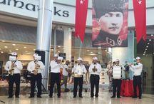 30 Ağustos Zafer Bayramı Bando Gösterisi