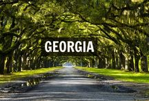 Our things to do in Georgia bucket list