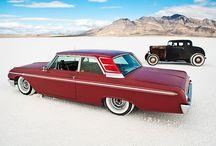 Cool Vehicles / by Steve Szymura