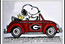 Welcome Bulldog Fans / Georgia Bulldog Pride / by Kat Mattox