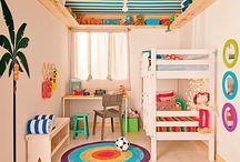 Dormitorios nenas/es