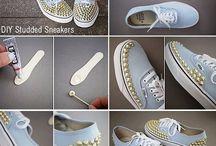 Pimpen schoenen