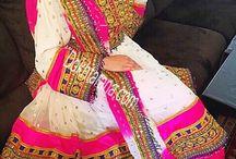 Afghaan dress