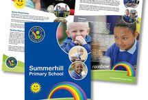 school prospectus design and print / A showcase of our school prospectus samples