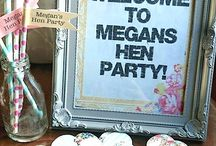 Angies Hen's Party