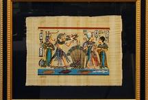 Framing papyrus