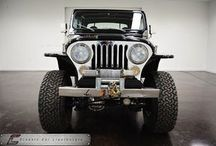 jeep cj7 black