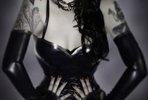 All things goth / by Doll Kennedy