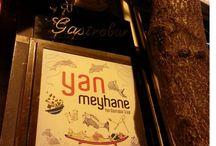 Yan Meyhane mezeleri ile lezzet yolculuğu / Yan Meyhane mezeleri ile lezzet yolculuğu http://www.gezginnerede.com/2016/03/07/roxy-yan-meyhane-meze-taksim-beyoglu-sakatat/