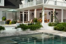 Stonemill Pool & Patio / by Stacy Nance Interiors