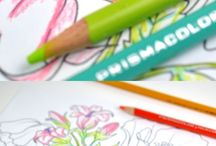 Colouring books / Art therapy