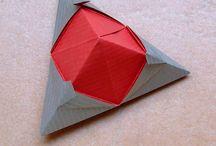 Origami-Schachteln