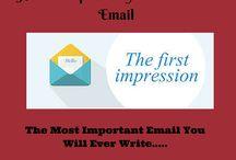 *Email/Newsletter Marketing