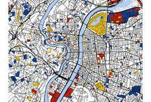 Maps Around