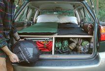 Camp and Car