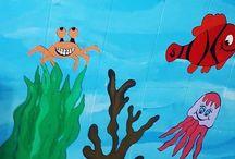 Ocean animal craft ideas