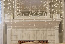 Fireplace Inspiration / by Crystal P