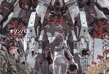 Gundam Artwork