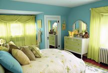 Nadine's bedroom