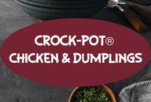 Crock Pot Favorites