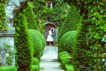Venues We Love / Beautiful Wedding Venues