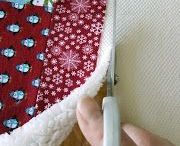 minky quilt back tutorial