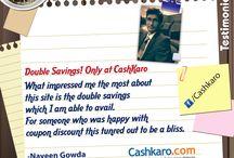 Cashkaro Members Speak Out