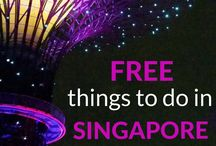 SINGAPORE TRAVEL / Blog posts, tips and travel inspiration for Singapore