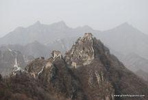 exploring chinese landmarks