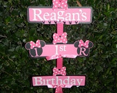 Braelyn's First Birthday Ideas / Birthday Party