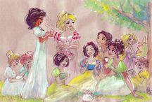 Disney<3 / by Ally Steele