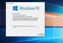 Windows 10, Windows 10 PC & Tablette, 10586.218, déploiement, Microsoft, Mise à jour, PC, Tablette