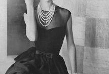 Vintage Fashion ♥ / old and beautyfull fashion.