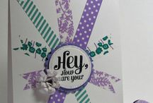 Washi Tape Cards / by Grace Schupp