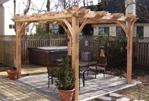 Pergola Kits / by deloris richter