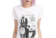 Nightmare before Christmas clothes