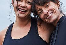 What's Stopping You? / Everything you need to get up, get out and beat your excuses this January with the F&F Active range. Seen on Davina McCall, Naomi Shimada, Lulu Stone, Rachel Peru, Fran Bacon and Katie Ellison.
