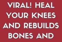 knees and joints
