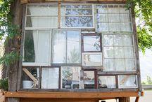 Treehouse Ideas / by Laura Baumgardner