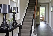 Staircases & Hallways / by clc things